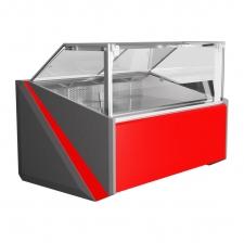 Холодильна вітрина серії FDI (0 ÷ +8°C)