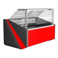 Холодильна вітрина серії FGL (РЕСТАЙЛІНГ) (-2 ÷ +8°C)