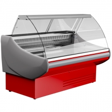 Холодильна вітрина серії VGL (+2 ÷ +8°C)