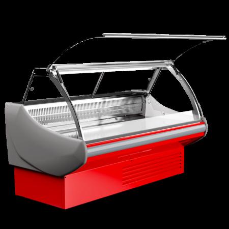 Холодильна вітрина SGL 190 A