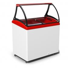 Морозильна вітрина для продажу вагового морозива JUKA M300SL