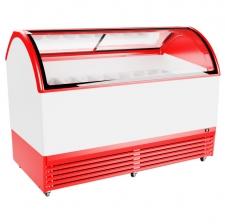 Морозильна скриня для продажу вагового морозива JUKA M12Q