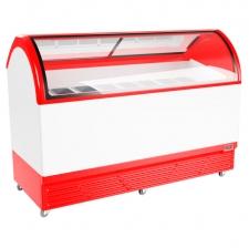 Морозильна скриня для продажу вагового морозива JUKA M600Q